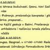 Dogadjanja 4-6.10.2014.