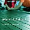 Priručnik za gradnju solarnih kolektora
