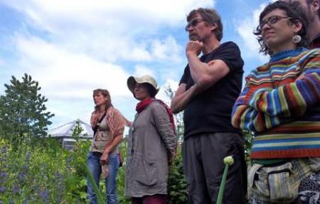 26 Razgledanje šumskog vrta u LAND centru u Danskoj