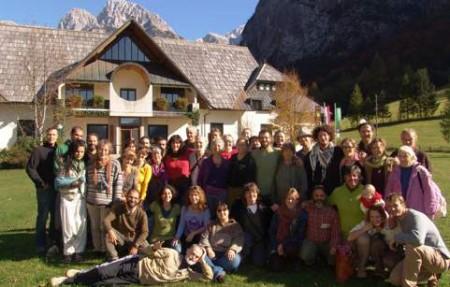 32 Trenta, Slovenija - zajednički momenat