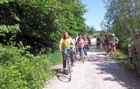 34 Biciklistička tura u Danskoj